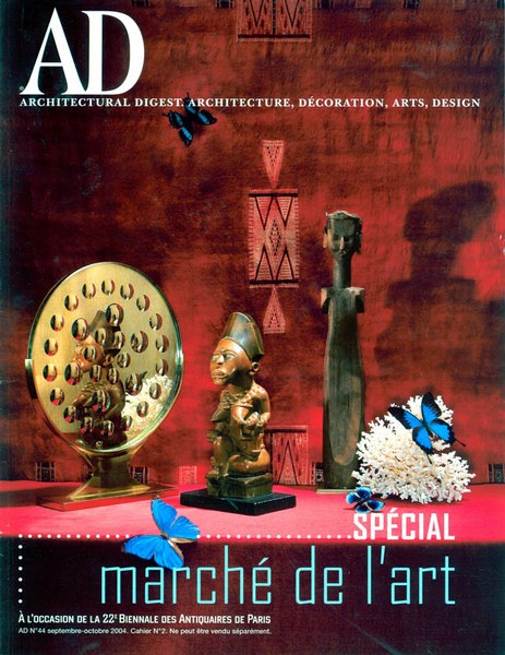 Architectural Digest Septembre 2004