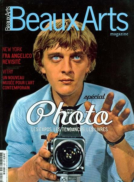 Beaux Arts Magazine Novembre 2006