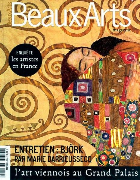 Beaux Arts Magazine Septembre 2005