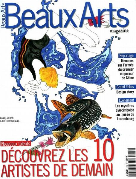 Beaux Arts Magazine Septembre 2007