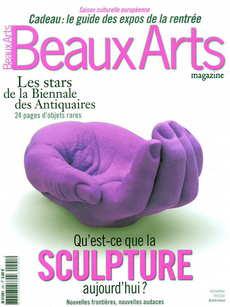 Beaux Arts Magazine Septembre 2008