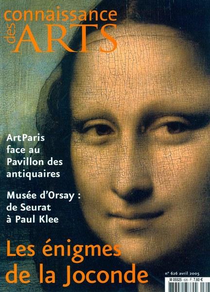 Connaissance des Arts Avril 2005