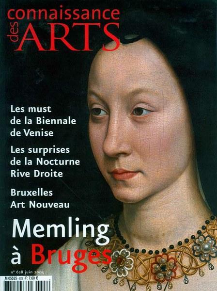Connaissance des Arts Juin 2005