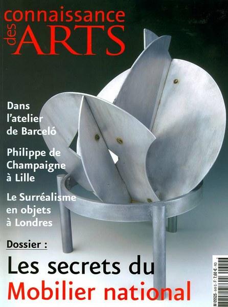 Connaissance des Arts Mai 2007
