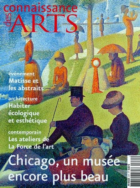 Connaissance des Arts mai 2009