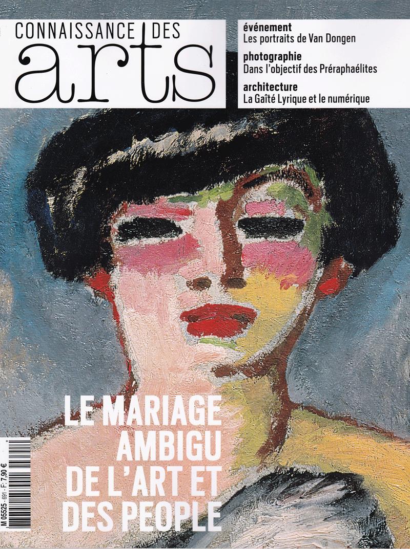 Connaissance des Arts Mars 2011