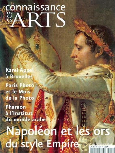 Connaissance des Arts Novembre 2004