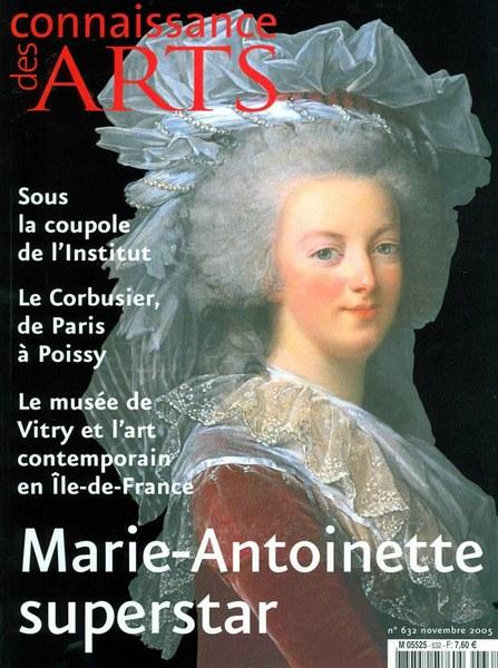 Connaissance des Arts Novembre 2005