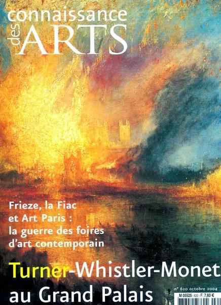 Connaissance des Arts Octobre 2004