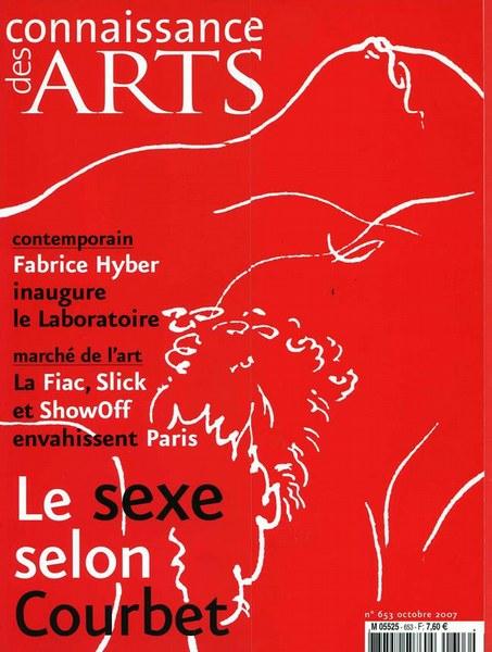Connaissance des Arts Octobre 2007