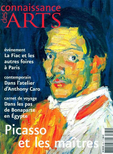 Connaissance des Arts Octobre 2008