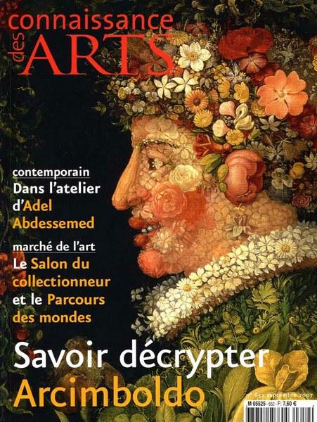 Connaissance des Arts Septembre 2007