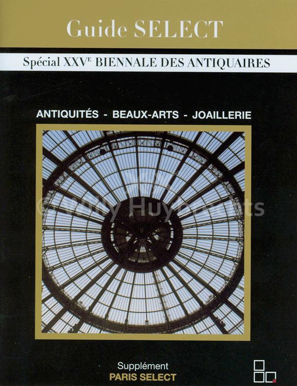 Guide Select - Spécial Biennale des Antiquaires