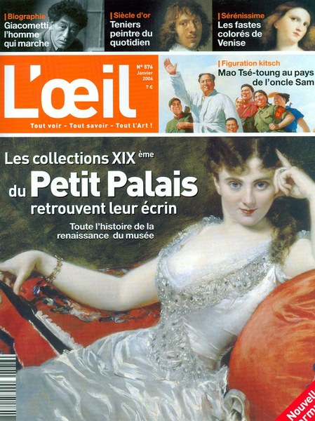 L'Oeil Janvier 2006
