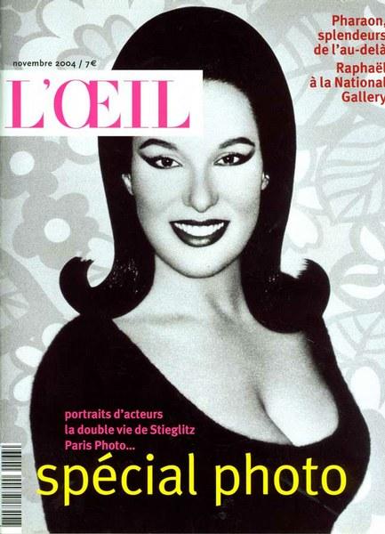 L'Oeil Novembre 2004