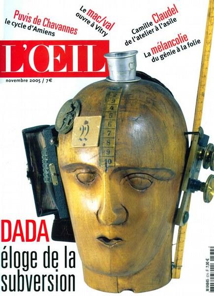 L'Oeil Novembre 2005