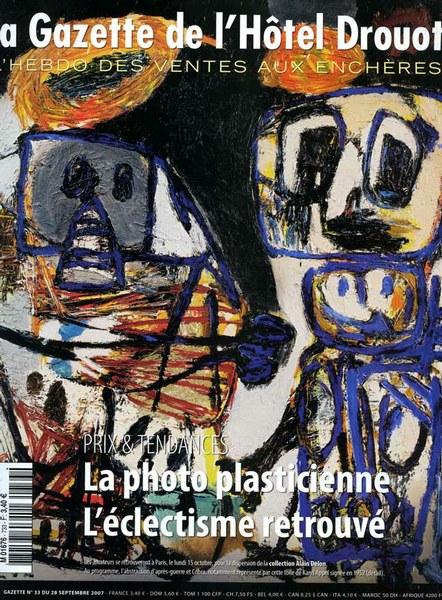 La Gazette Drouot Septembre 2007