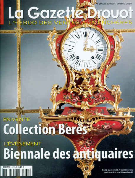 La Gazette Drouot - Septembre 2010