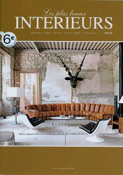 Les plus beaux intérieurs janvier 2009