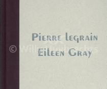 Catalogue Pierre Legrain et Eileen Gray