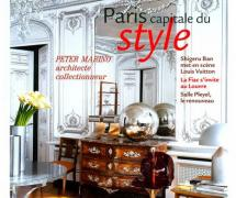 Architectural Digest Octobre 2006