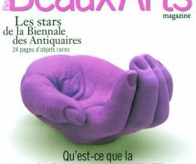 Beaux Arts Magazine Septembre 2008