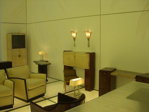 Photos du stand lors de la Biennale des Antiquaires