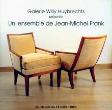 Un ensemble de Jean-Michel Frank